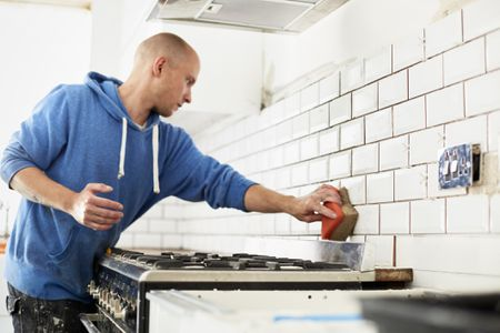 How To Grout Ceramic Wall Tile