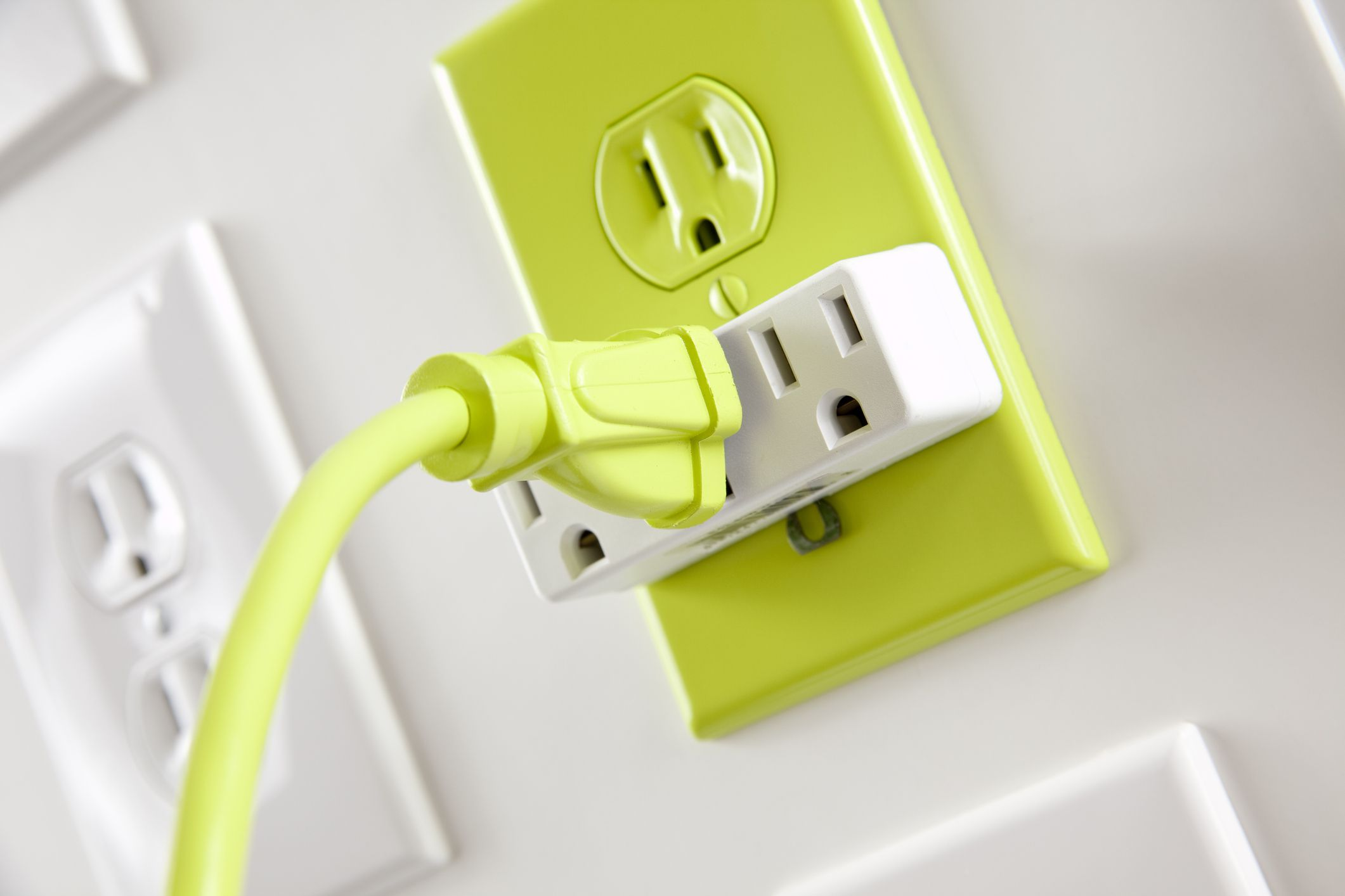 Why Plug Adapters Should Not Be Used Wiring In The Home No Power To Bathroom Receptacles Gfci Multiple