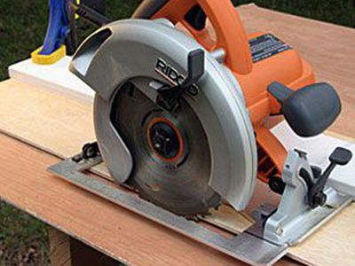 Circular Saw Blade Cleaning and Maintenance