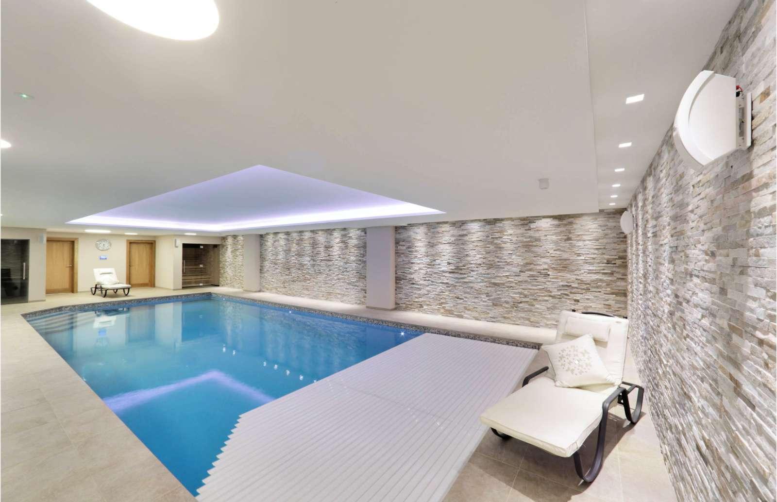 Smart Indoor Pool