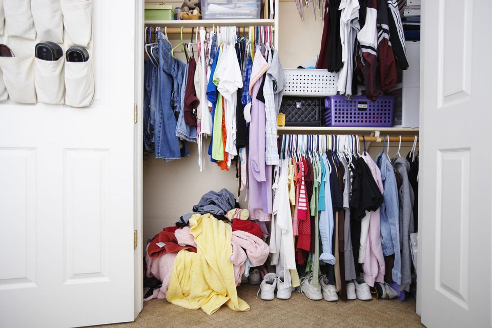 How to store all of your clothes from a-z