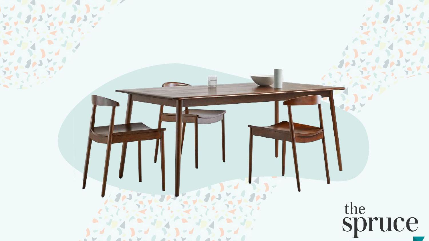 The 10 Best Dining Room Tables Of 2021, Dining Room Sets With Expandable Table Dimensions