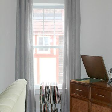 barra de cortina dorada