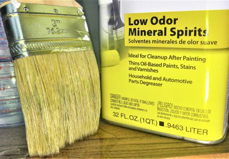 Mineral Spirits vs  Paint Thinner Difference