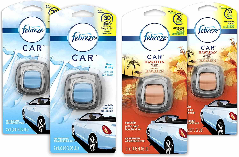 Febreze Car Air Freshener Vent Clips