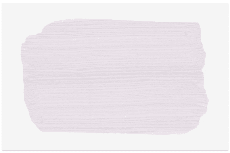 Muestra de pintura Benjamin Moore Raspberry Ice