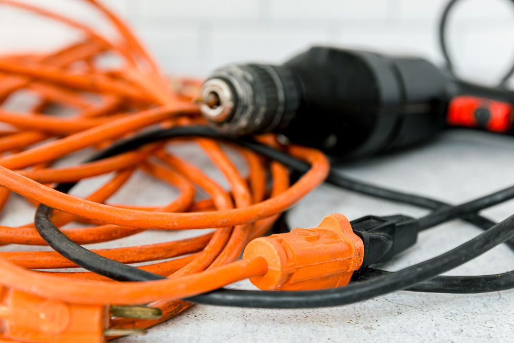 Correct Extension Cord Sizes Are Critical To Safety