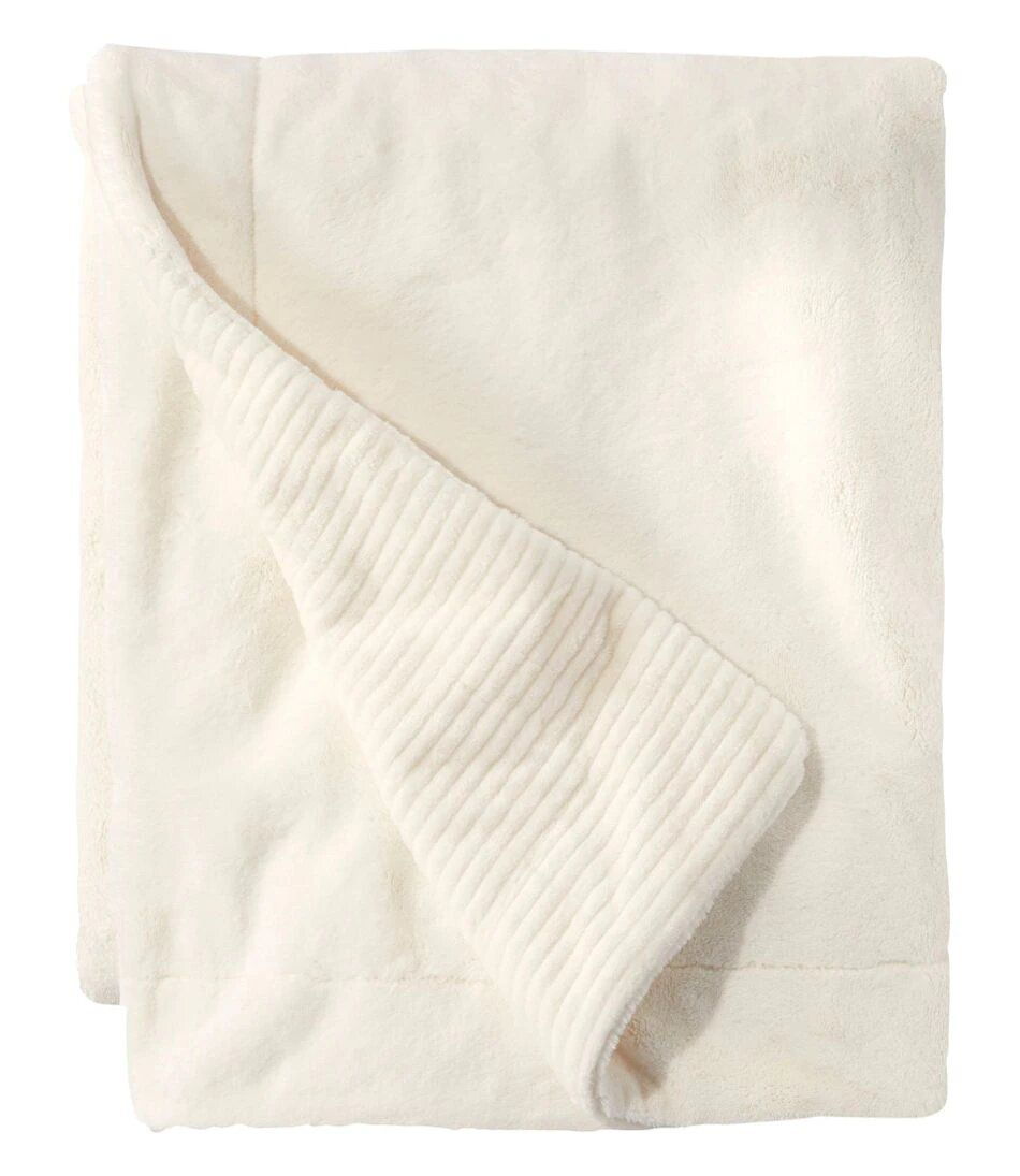 L.L.Bean Wicked Cozy Heated Throw