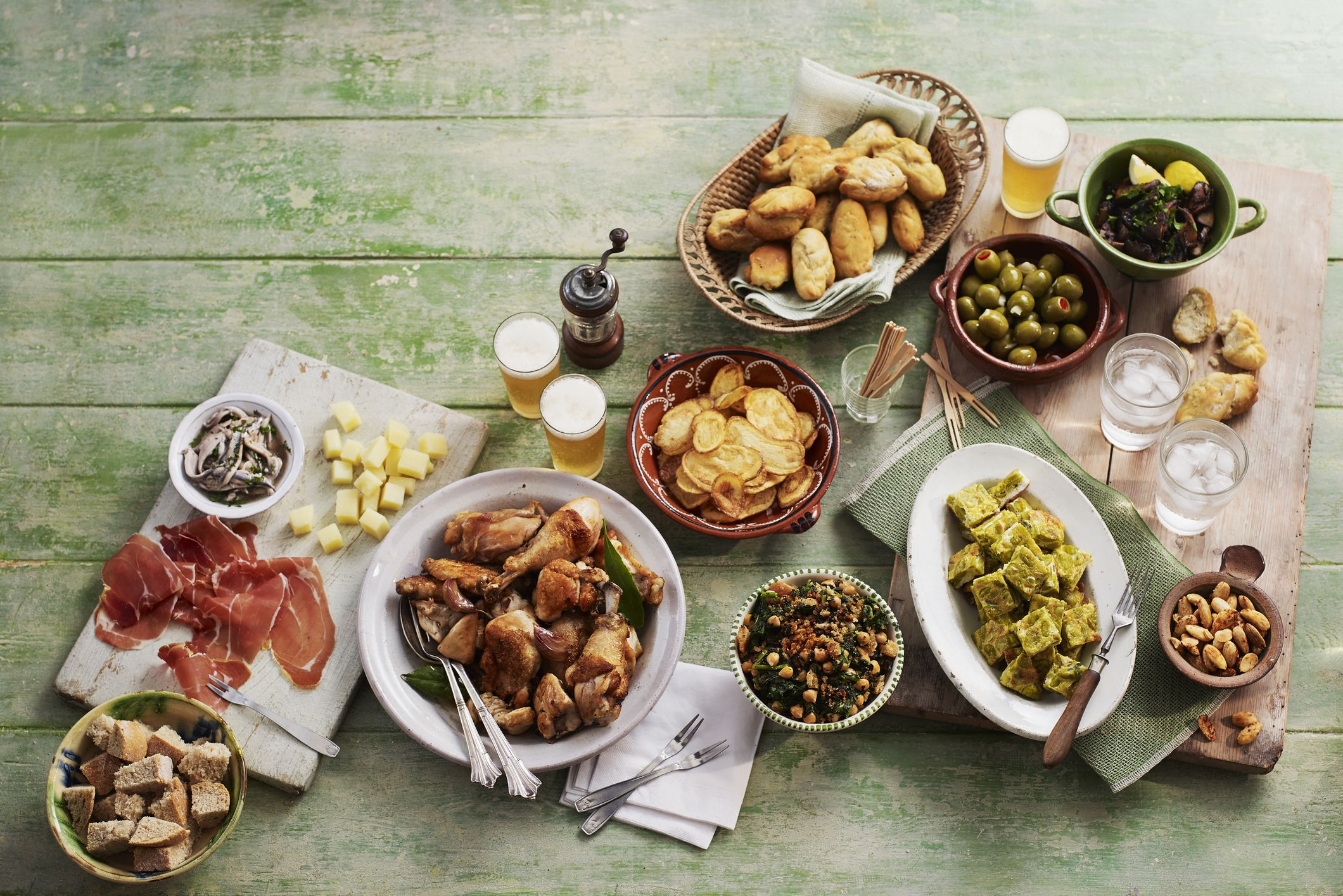 How to Throw a Tapas Party