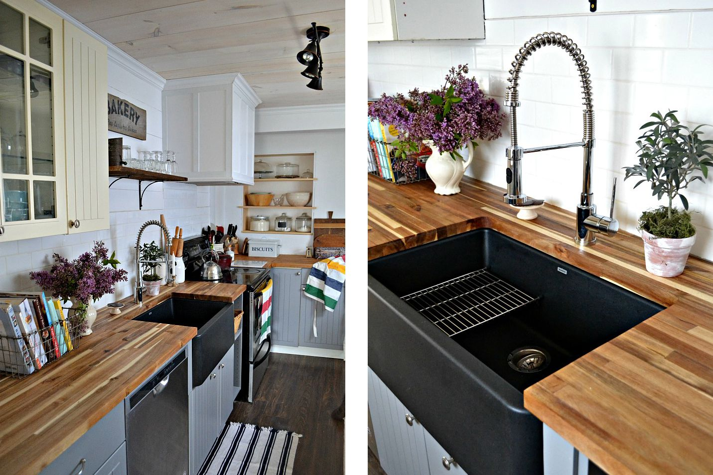 10 Drool-Worthy Farmhouse Sinks for Kitchens