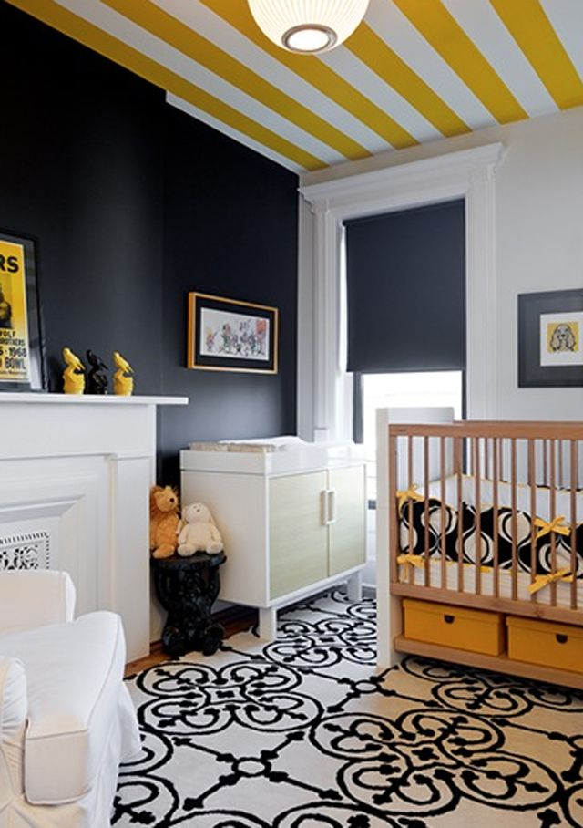 12 Unique Color Palettes For A Boy S Nursery