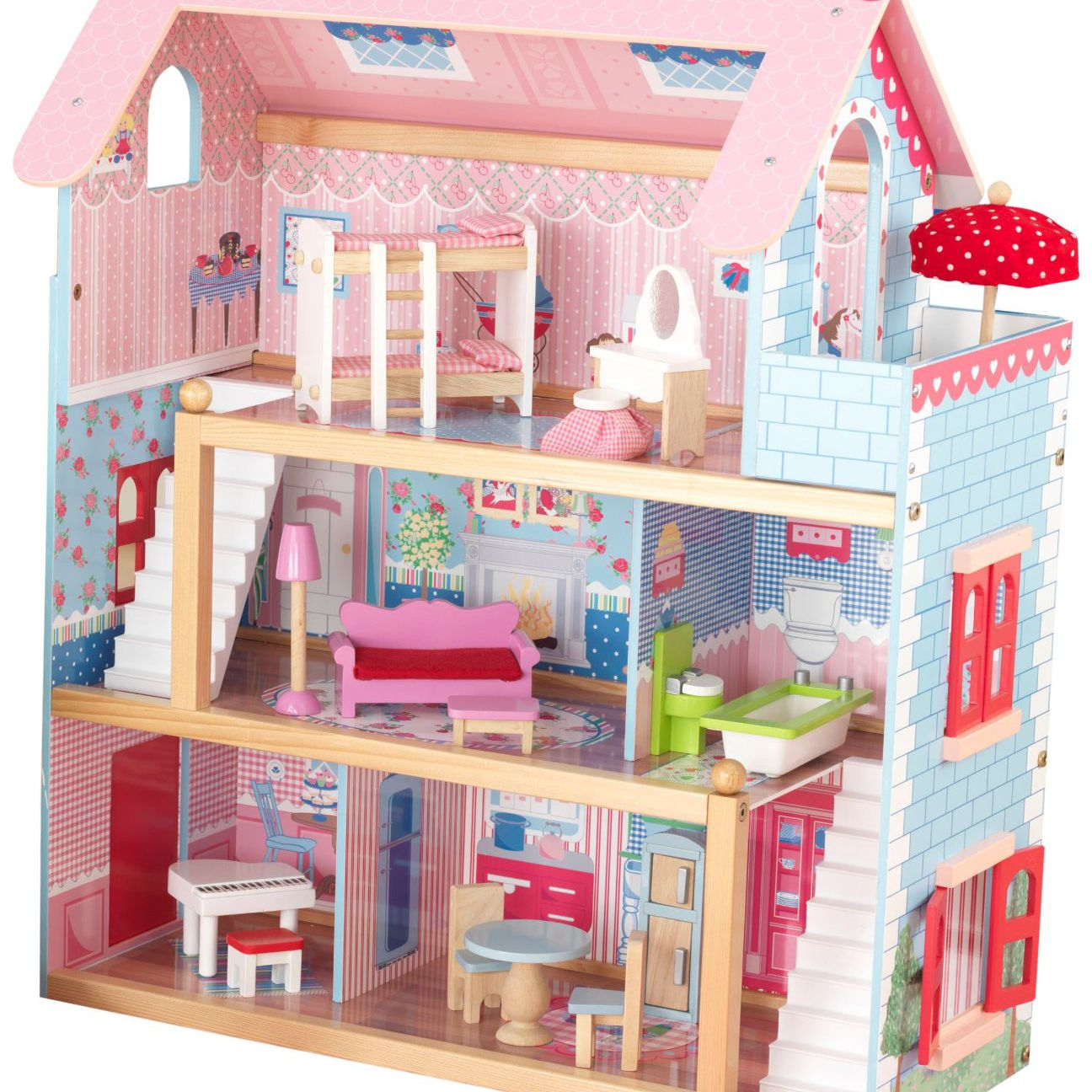 The 14 Best Dollhouses For Kids In 2020