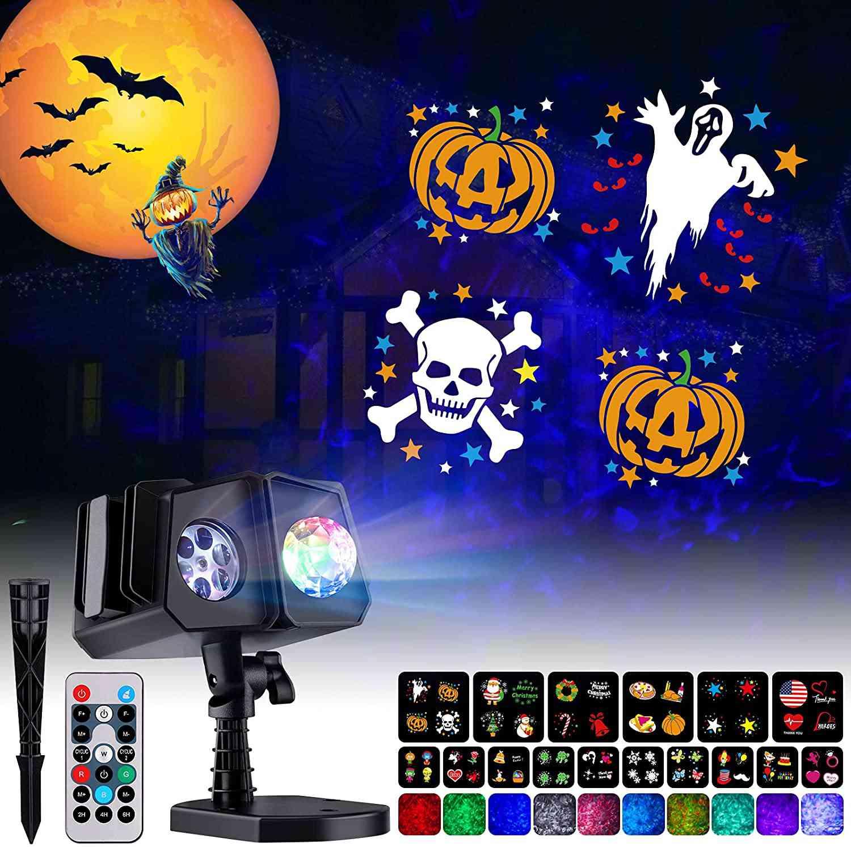 Halloween Christmas Projector Lights Outdoor