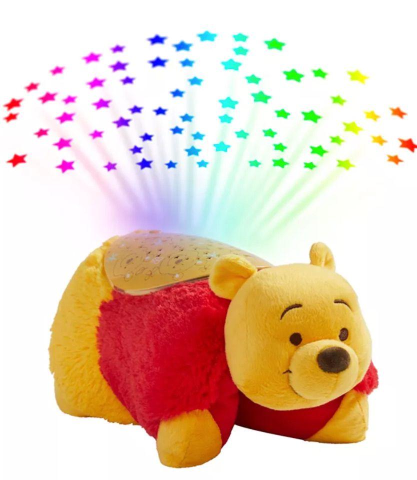 Winnie-the-Pooh Plush Night Light