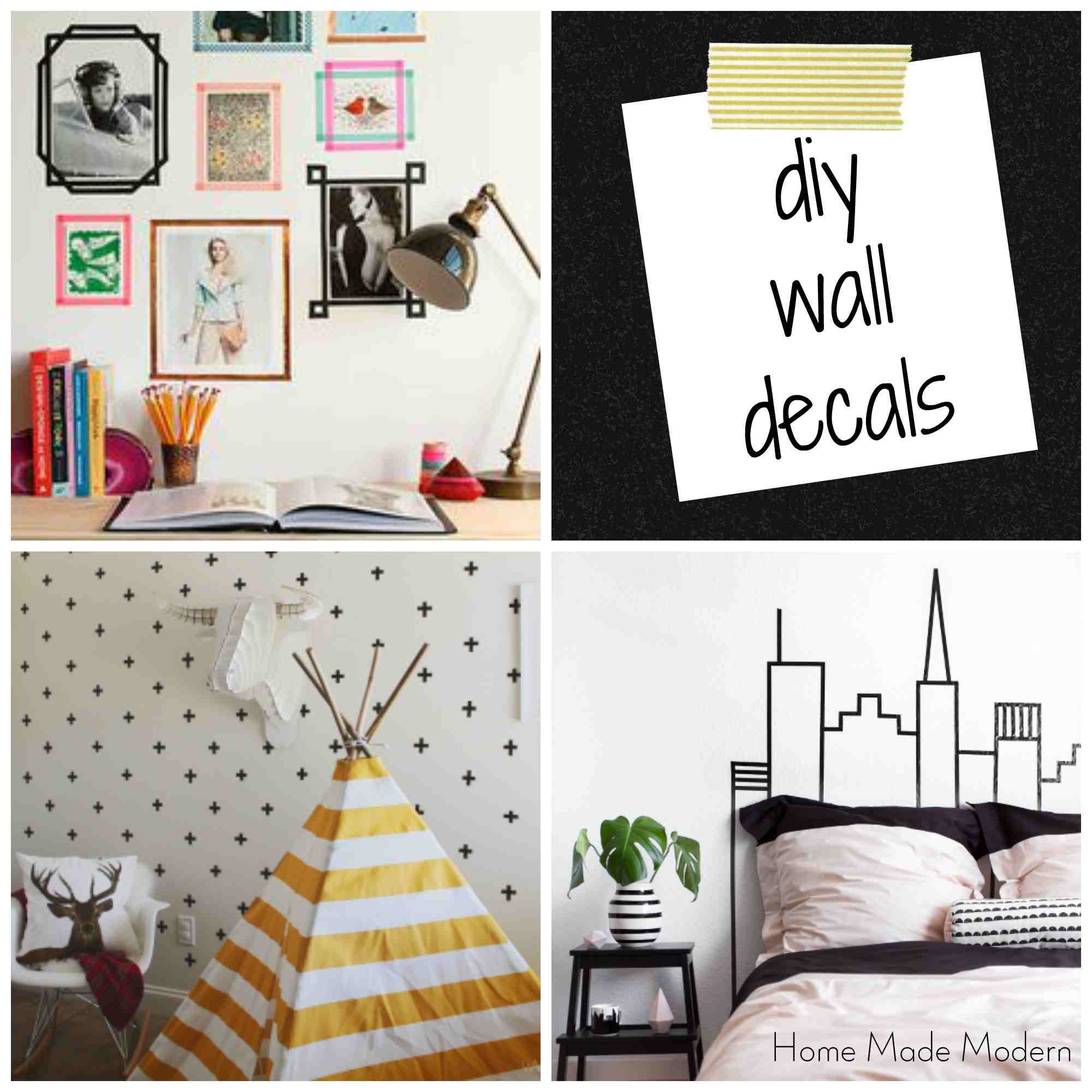 Image of: Good Uses Of Wall Decals