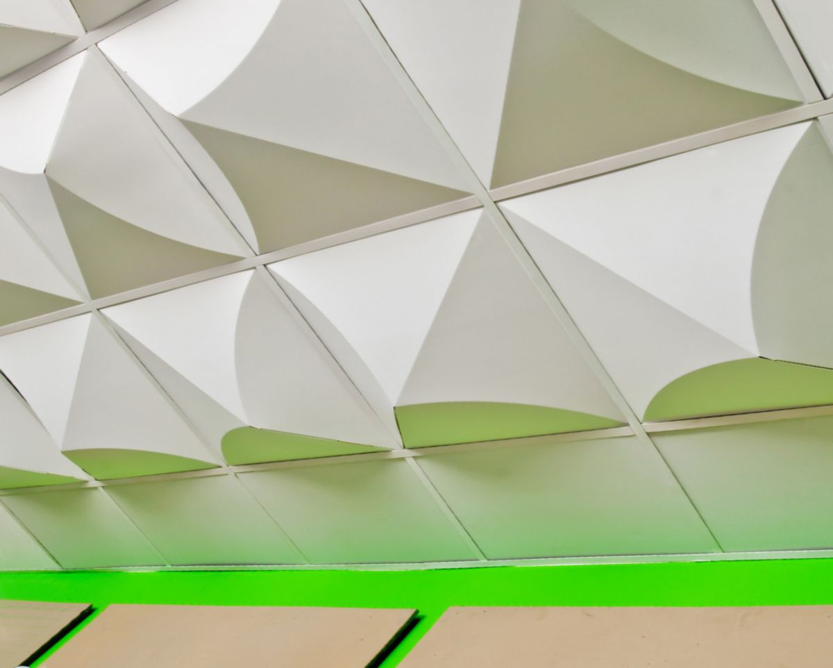 MioCulture FoldScapes Ceiling Tiles