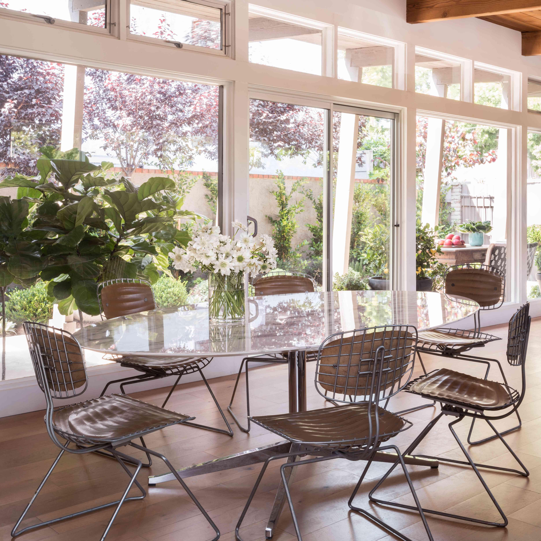 Chris Barrett's Dining Area