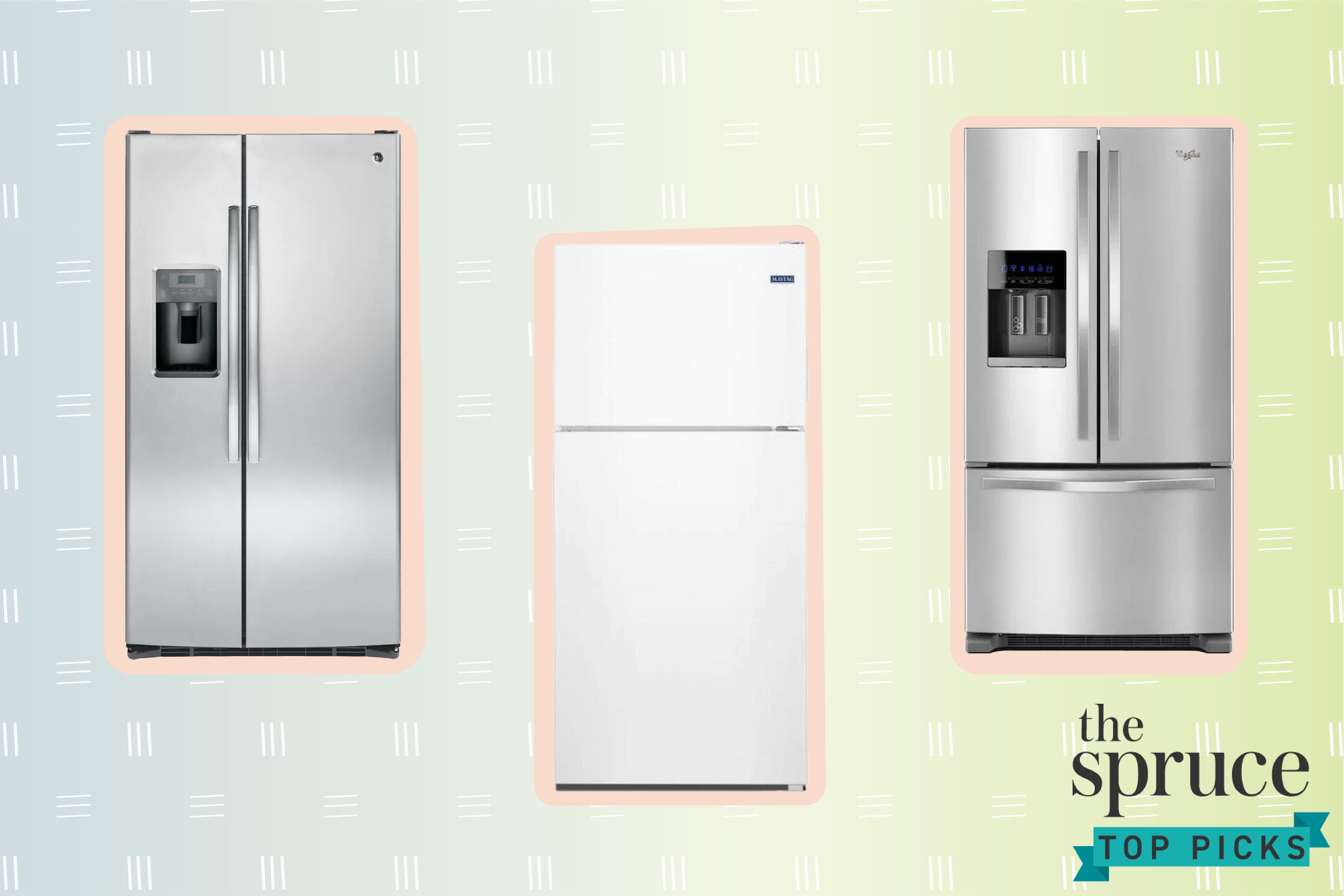 The 8 Best Refrigerators Of 2021