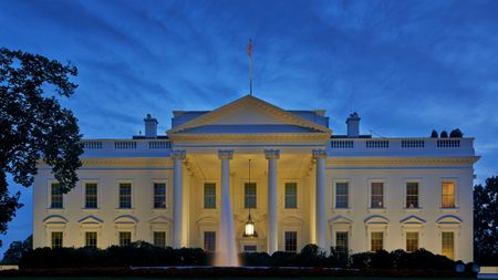Learn how to receive greetings from the white house the white house at dusk m4hsunfo