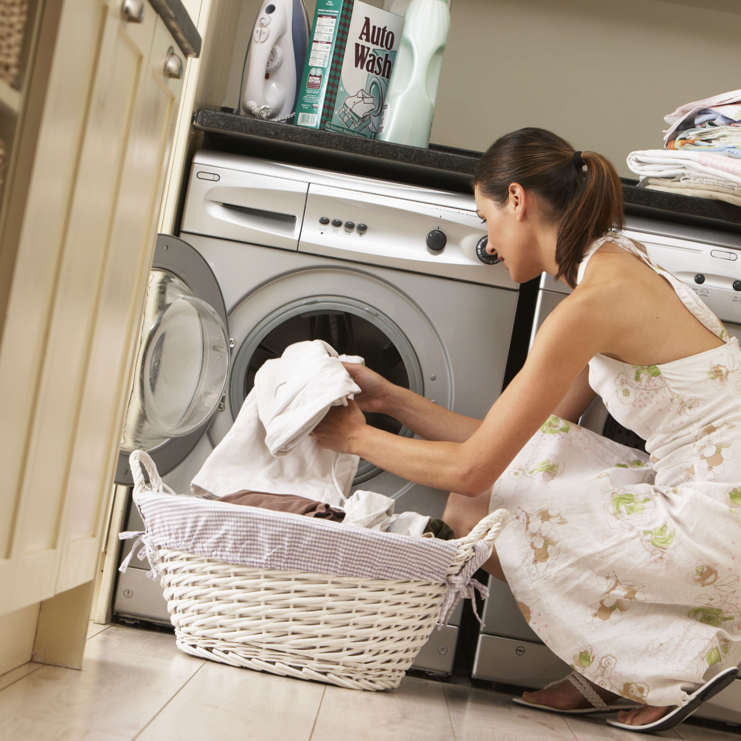 How to Load a Clothes Washer for Best Results
