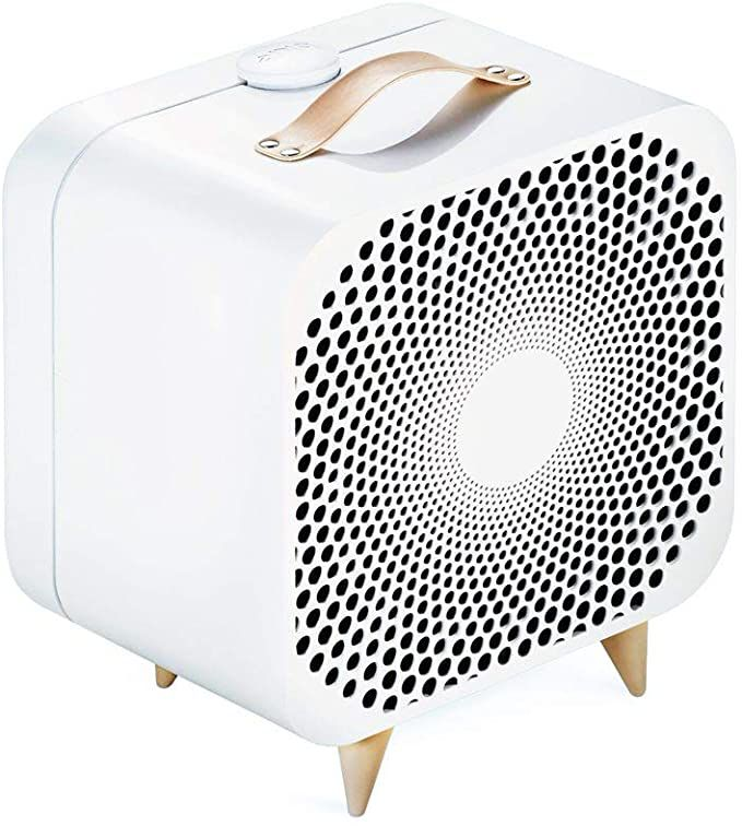 Blueair Blue Pure Purifying Fan, 3 Speeds with Washable Pre-Filter