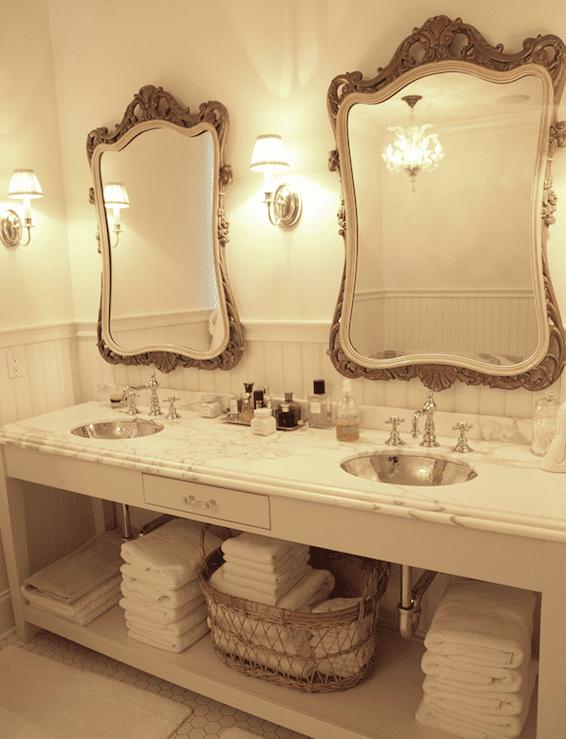 14 Bathrooms With Double Vanities