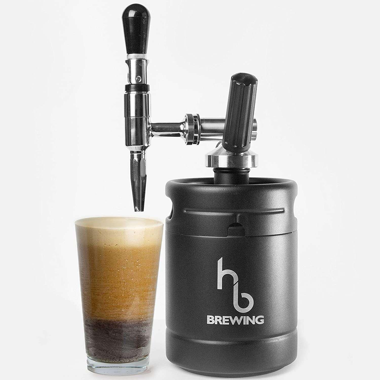 HB Brewing Nitro Cold Brew Coffee Maker