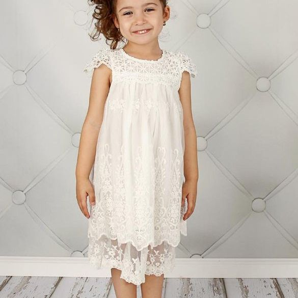 86d3fd3776a Flower Girl Outfits for Every Wedding Style