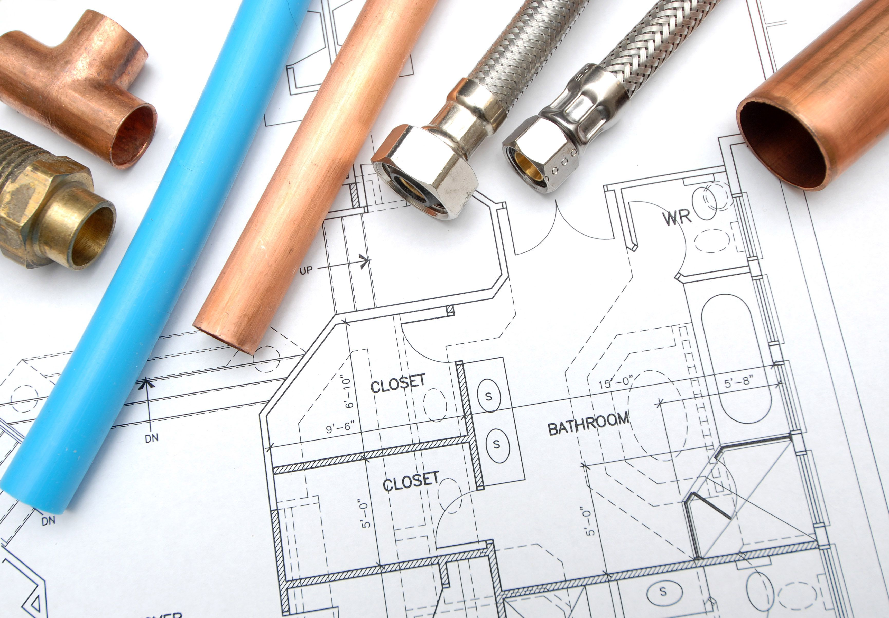 Plumbing Dimensions For The Bathroom Piping Layout Tips