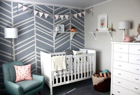 18 Budget Friendly Nursery Ideas