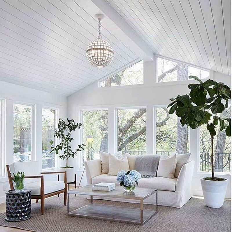 Second Home Decorating Ideas: 16 Sunroom Decor Ideas