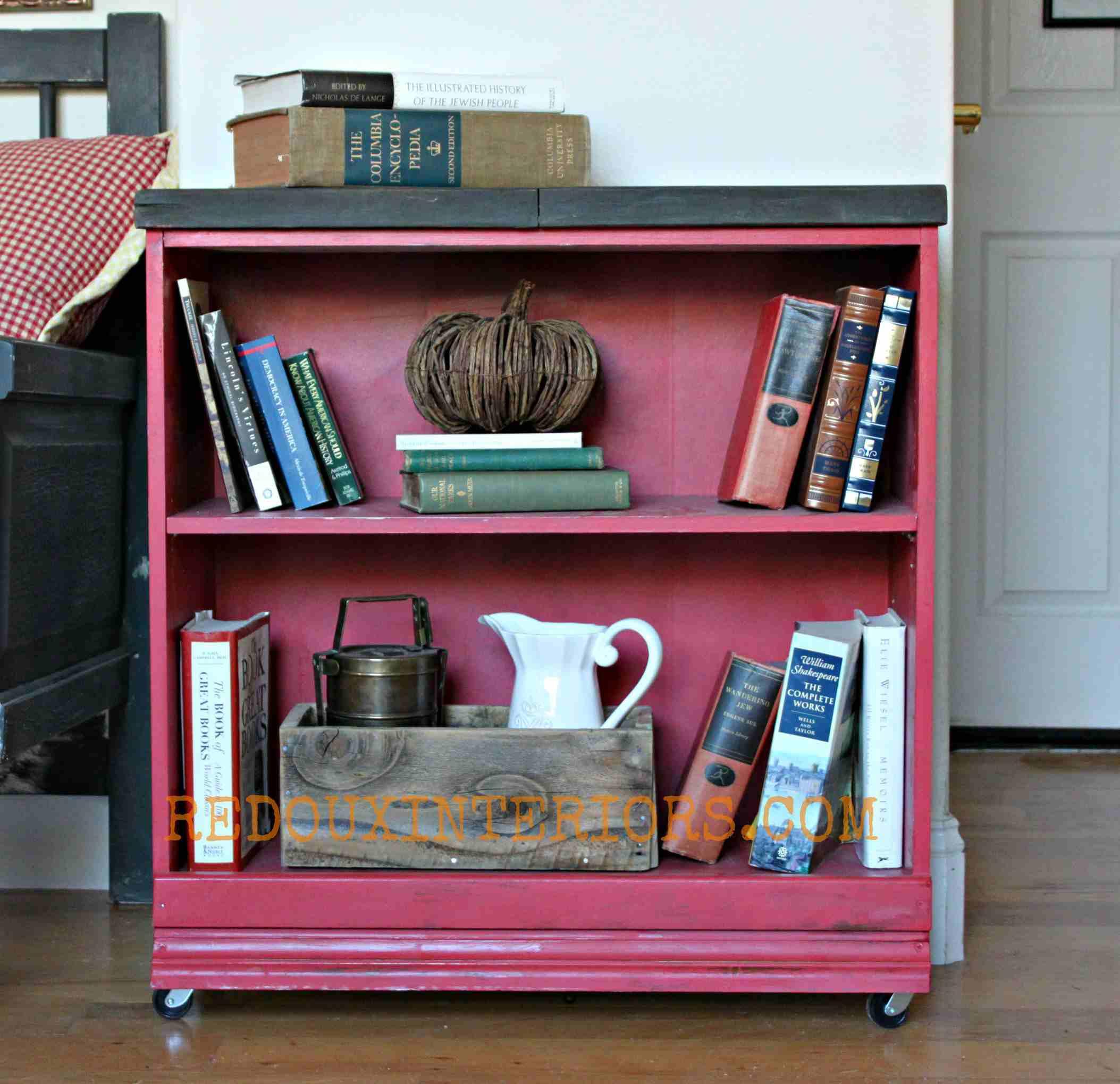 Bookshelf Ideas 25 DIY Bookcase Makeovers