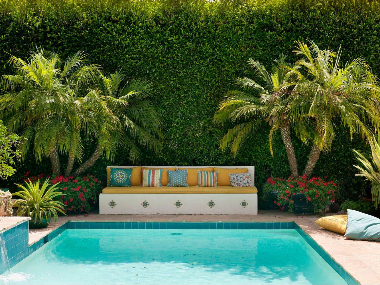 23 Beautiful Mediterranean Pool Designs