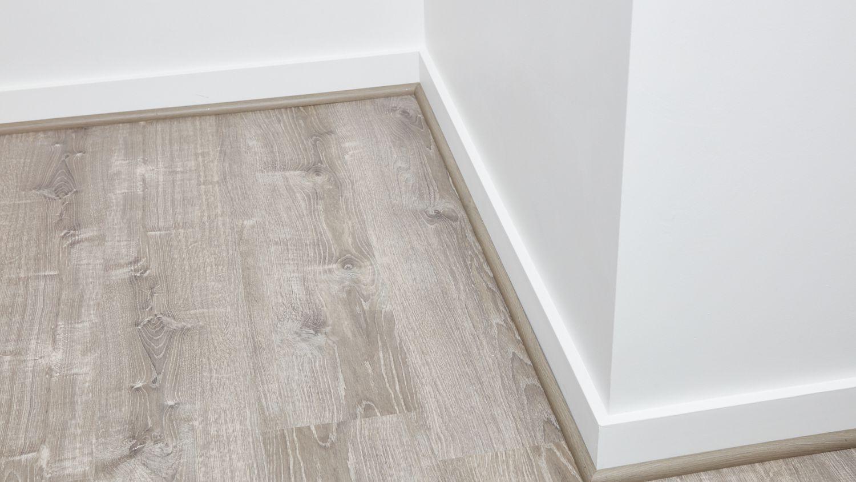 How To Install Shoe Molding Or Quarter, Flexible Caulk For Laminate Flooring