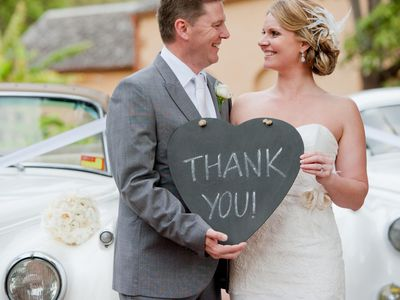 How To Write Wedding Gift Thank You Cards Even For Awful Presents