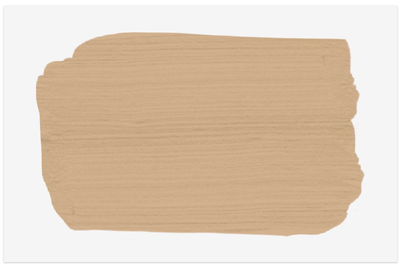 Sherwin-Williams Ligonier Tan paint swatch