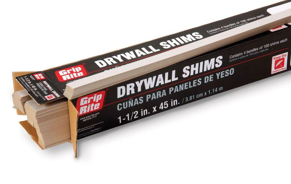 Drywall Shims