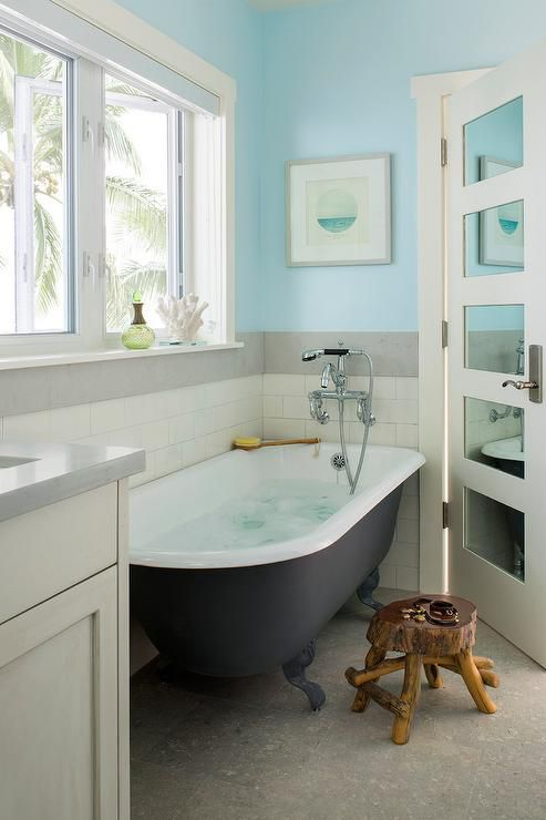 10 beautiful blue bathrooms - Blue Bathroom
