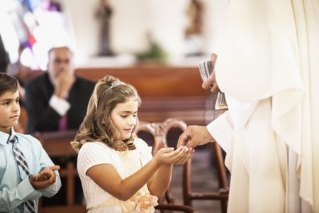 plan a first communion brunch