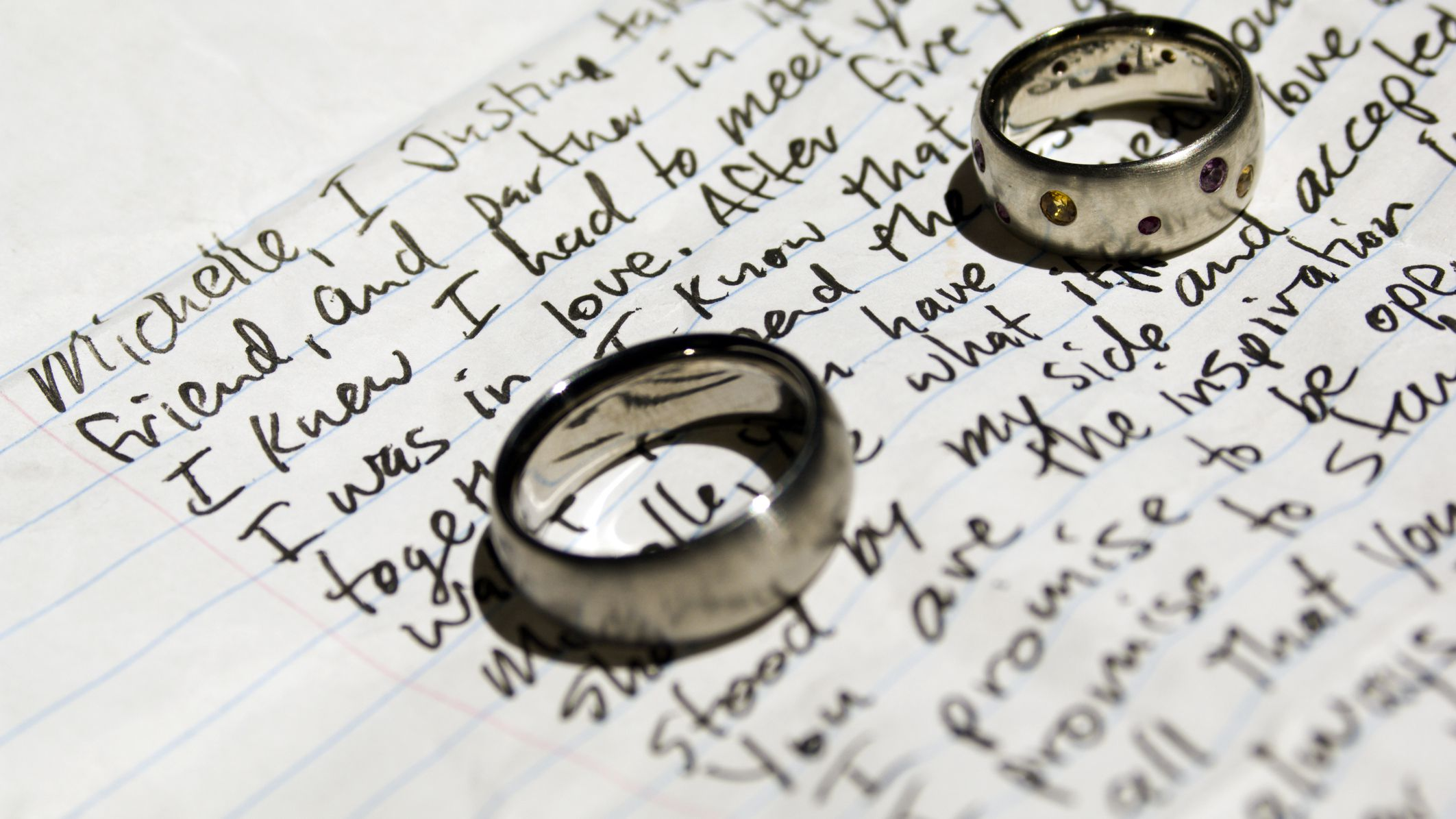 Personal Wedding Vows.6 Steps To Writing The Perfect Personalized Vows