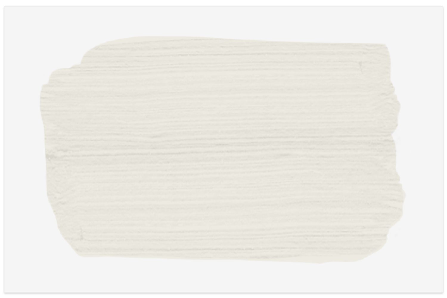 Sherwin-Williams Alabaster SW7008 paint swatch