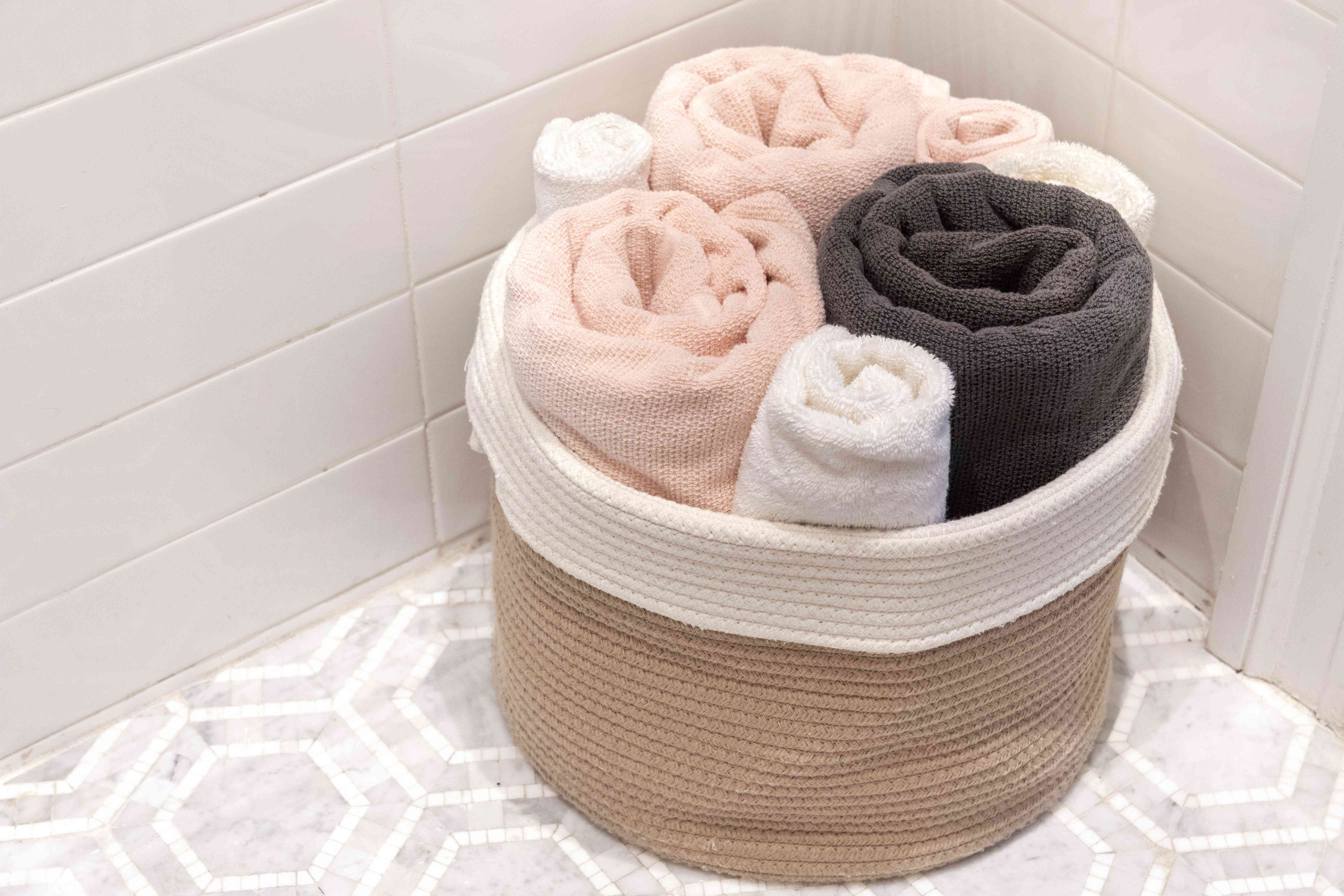 a place for new towels