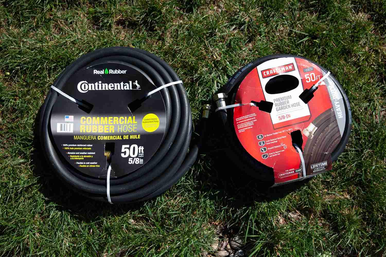 Craftsman rubber garden hose review excellent all purpose - Craftsman premium rubber garden hose ...