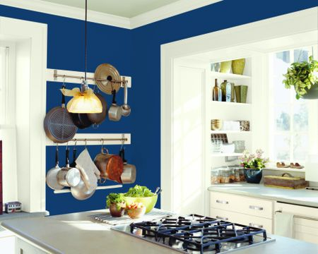 see the top paint colors for small spaces