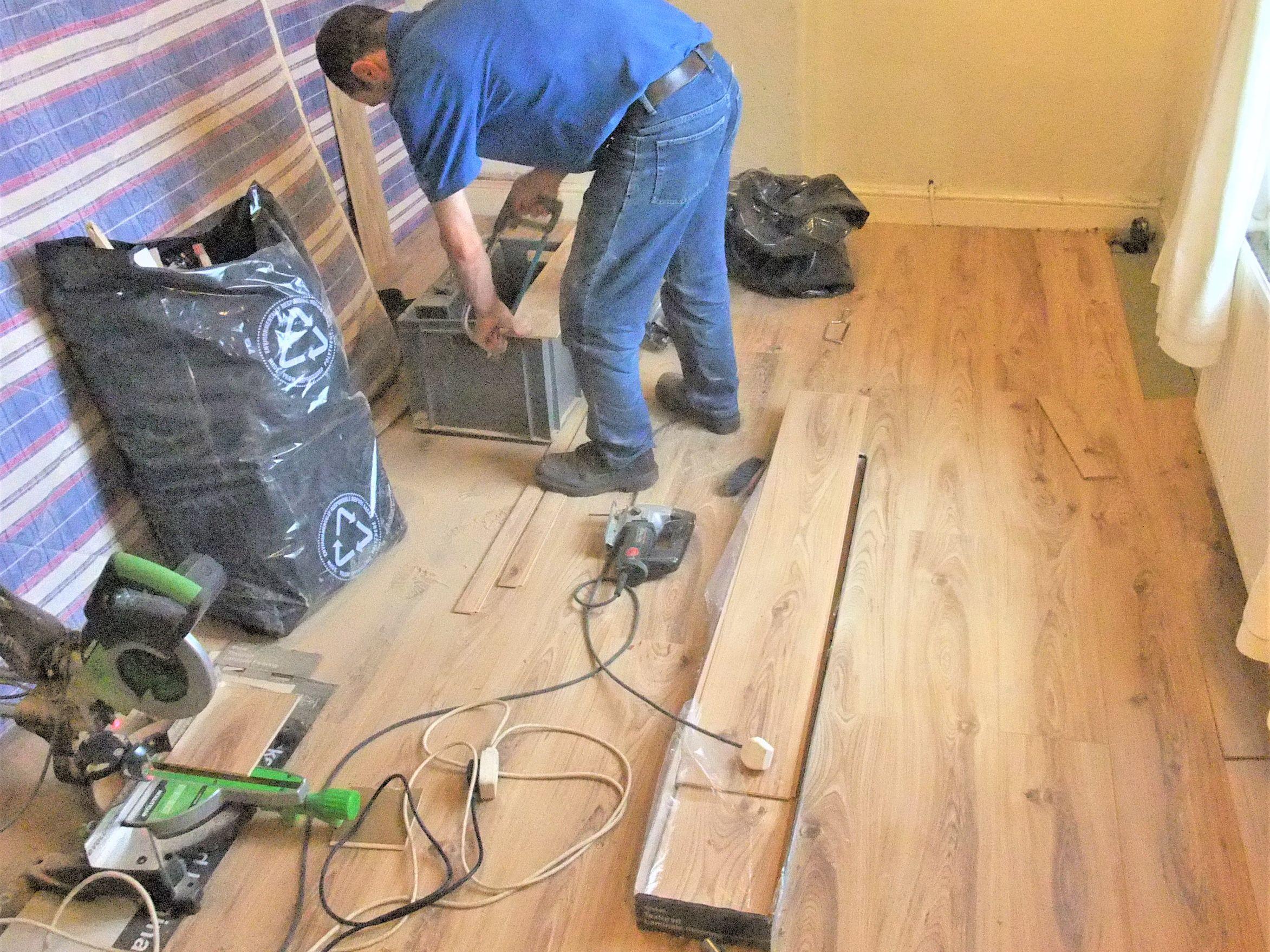 What Is Laminate Flooring?