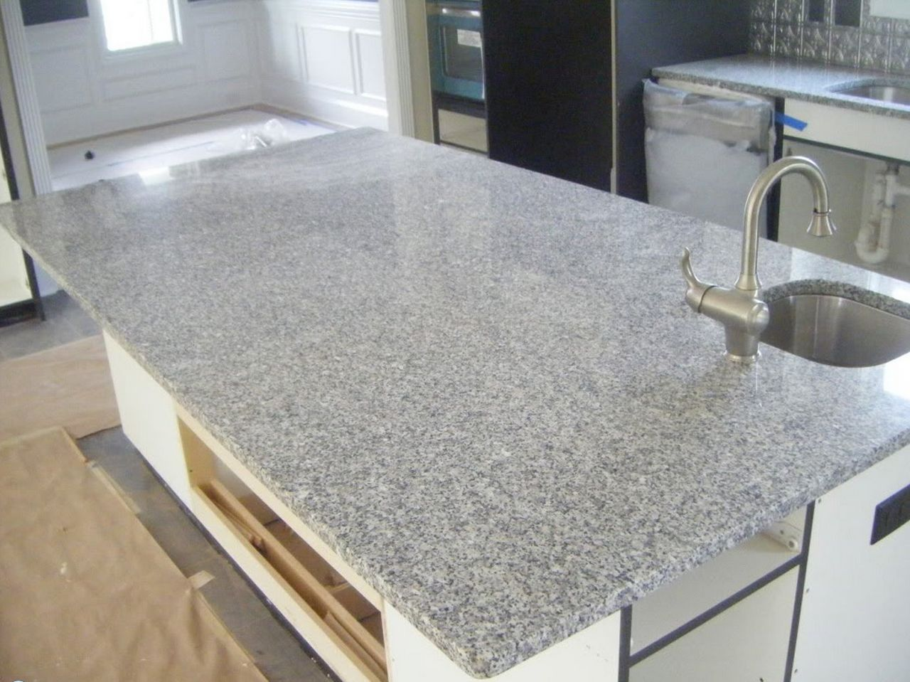 Granite Countertop Covers Existing