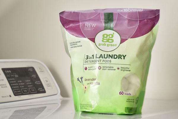 Grab Green 3-in-1 Laundry Detergent Pods