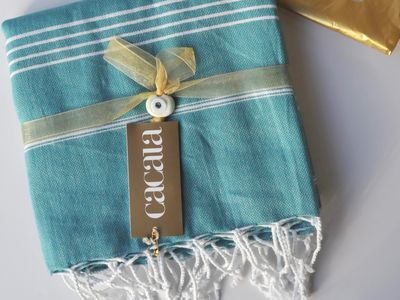 Cacala Cotton Pestemal Turkish Towel
