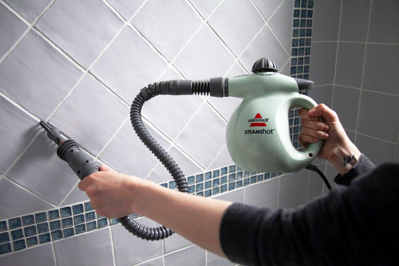 Bissell Steam Shot Handheld Hard Surface Steam Cleaner