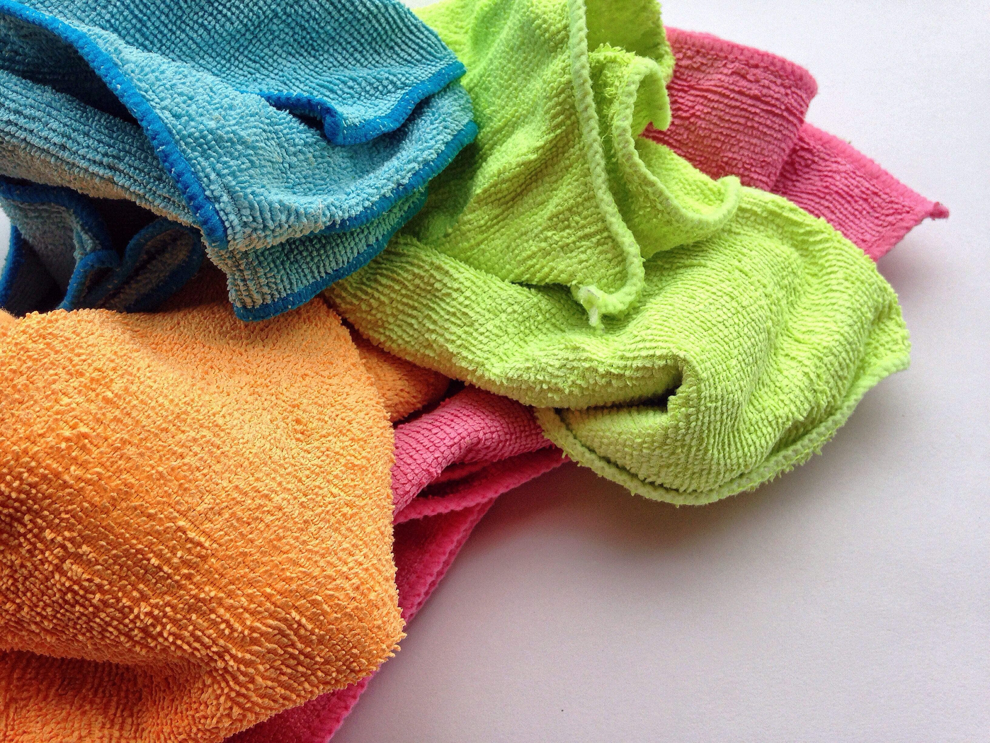 sola makers cleaning cloths - HD3264×2448